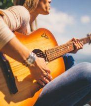 Tirant de corde de guitare